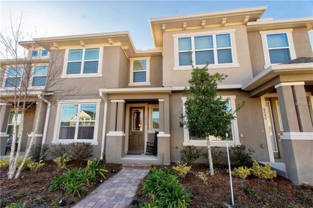 8646 Dufferin Lane, Orlando, FL 32832 (MLS #O5761138) :: The Light Team