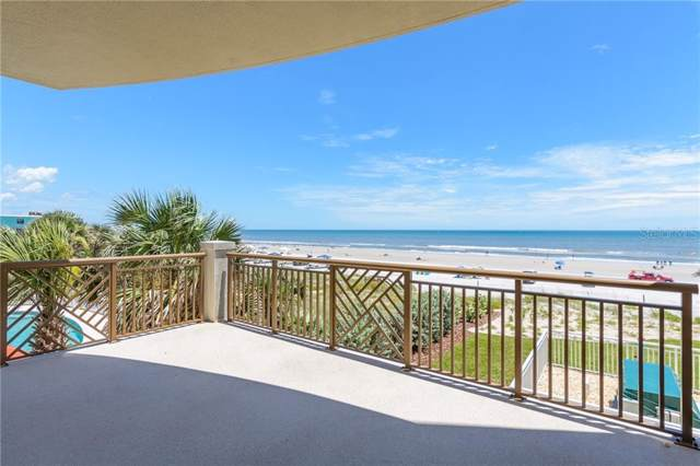 807 S Atlantic Avenue #201, New Smyrna Beach, FL 32169 (MLS #O5768568) :: BuySellLiveFlorida.com