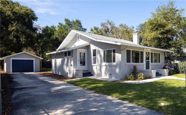 747 N Clayton Street, Mount Dora, FL 32757 (MLS #O5821537) :: Cartwright Realty
