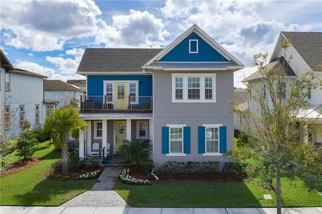 8704 Pinter Street, Orlando, FL 32827 (MLS #O5841249) :: Cartwright Realty