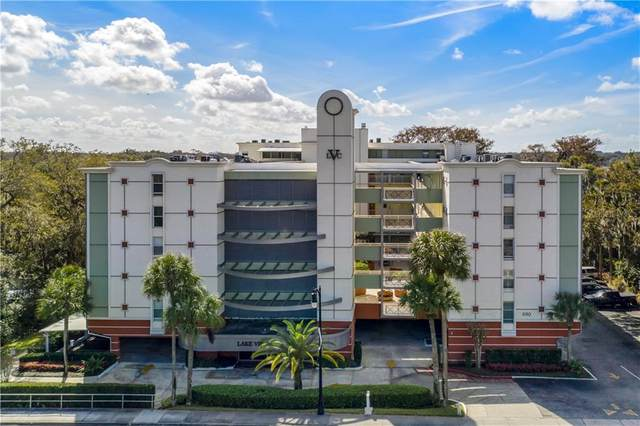 690 Osceola Avenue #403, Winter Park, FL 32789 (MLS #O5842344) :: Gate Arty & the Group - Keller Williams Realty Smart