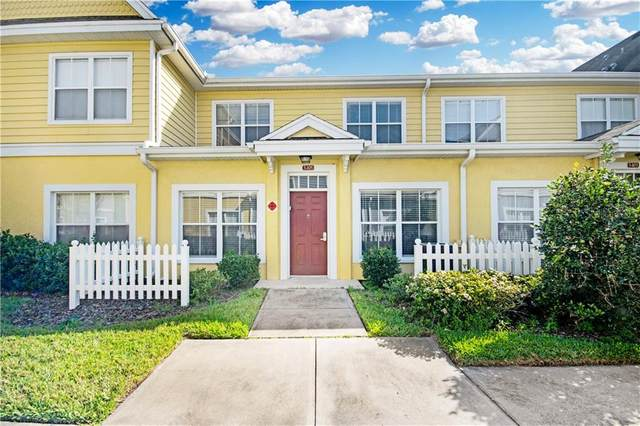2604 Lodi Circle #105, Kissimmee, FL 34746 (MLS #O5853933) :: Keller Williams on the Water/Sarasota