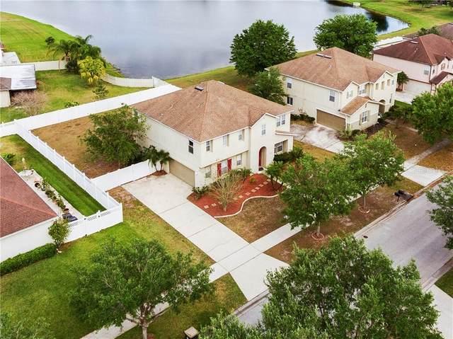 4041 Flowering Peach Lane, Saint Cloud, FL 34772 (MLS #O5854154) :: The Duncan Duo Team