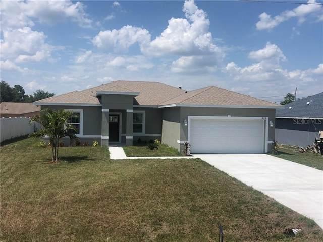 333 Shad Way, Poinciana, FL 34759 (MLS #O5854730) :: Team Bohannon Keller Williams, Tampa Properties