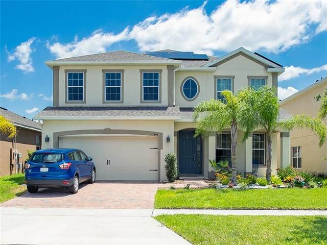 444 Seattle Slew Drive, Davenport, FL 33837 (MLS #O5871440) :: The Duncan Duo Team