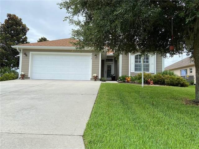 239 Golden Bay Boulevard, Oak Hill, FL 32759 (MLS #O5881269) :: Rabell Realty Group