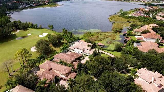 6453 Lake Burden View Drive, Windermere, FL 34786 (MLS #O5884963) :: Visionary Properties Inc