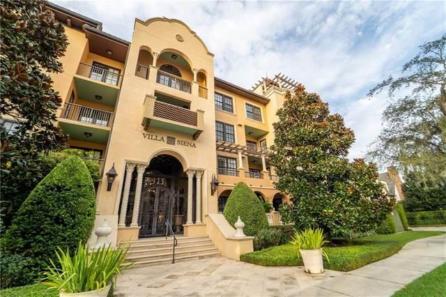315 E New England Avenue #15, Winter Park, FL 32789 (MLS #O5905890) :: Florida Life Real Estate Group