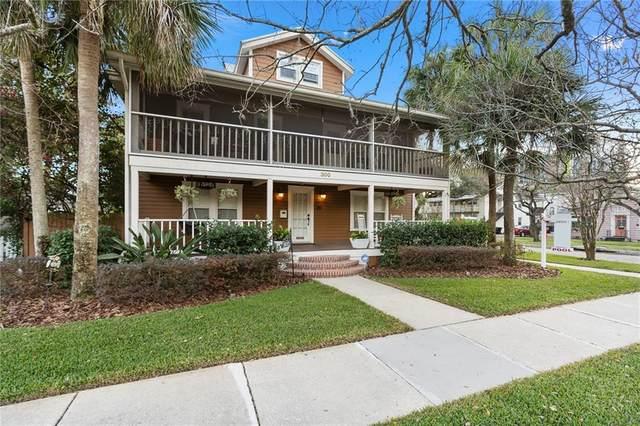300 E Harwood Street, Orlando, FL 32801 (MLS #O5910487) :: Pepine Realty