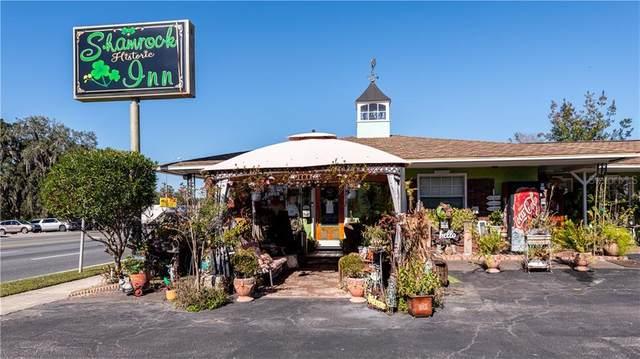 215 S Pine Avenue, Ocala, FL 34471 (MLS #O5916538) :: CGY Realty