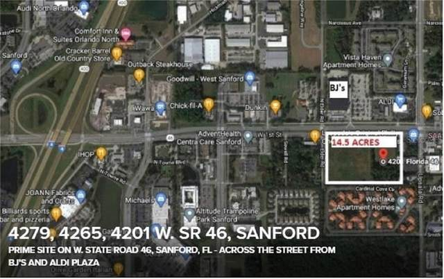 4279,4265,4201 W State Road 46, Sanford, FL 32771 (MLS #O5919833) :: Team Borham at Keller Williams Realty
