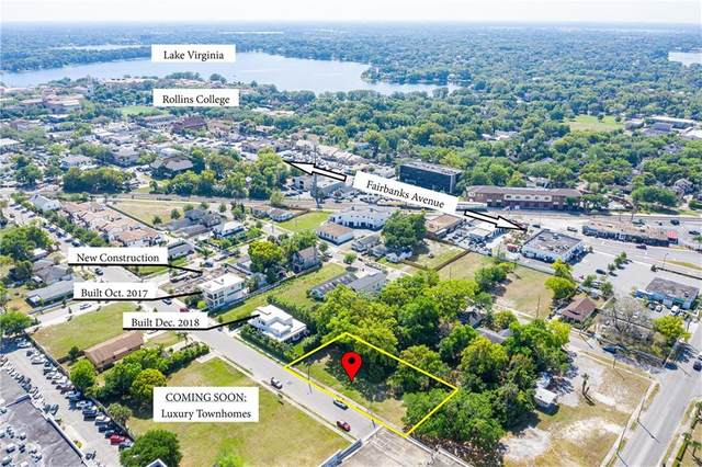 460 W Lyman Avenue, Winter Park, FL 32789 (MLS #O5932680) :: Florida Life Real Estate Group