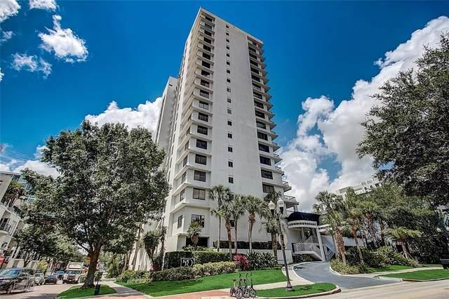 530 E Central Boulevard #704, Orlando, FL 32801 (MLS #O5935308) :: Rabell Realty Group
