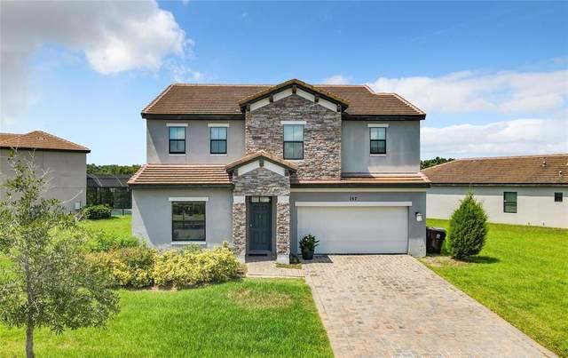 157 Kenny Boulevard, Haines City, FL 33844 (MLS #O5958498) :: Expert Advisors Group