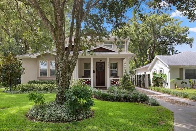 606 W King Street, Orlando, FL 32804 (MLS #O5964138) :: Orlando Homes Finder Team