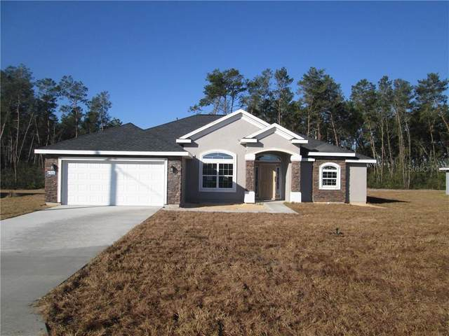 10586 SW 38TH Avenue, Ocala, FL 34476 (MLS #OM607412) :: Premier Home Experts