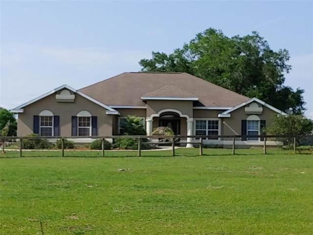 21751 SE 35TH Street, Morriston, FL 32668 (MLS #OM618717) :: Better Homes & Gardens Real Estate Thomas Group