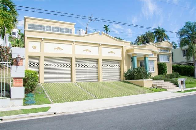 1 N 1, GUAYNABO, PR 00969 (MLS #PR9088505) :: Carmena and Associates Realty Group