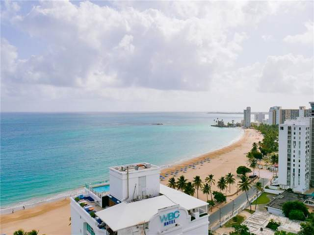 Ph8 Avenida Isla Verde #8, CAROLINA, PR 00979 (MLS #PR9089416) :: GO Realty