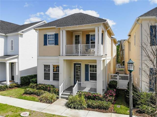 1577 Resolute Street, Celebration, FL 34747 (MLS #S5031825) :: Bustamante Real Estate