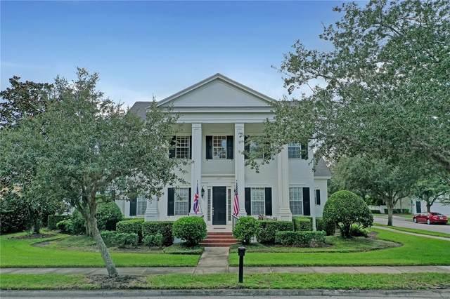 829 Oak Shadows Road, Celebration, FL 34747 (MLS #S5056879) :: Bustamante Real Estate