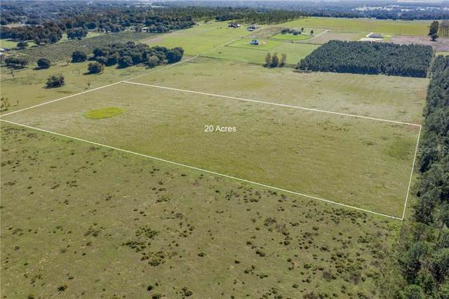 Frazee Hill Lot A, Dade City, FL 33523 (MLS #T2471584) :: Rabell Realty Group