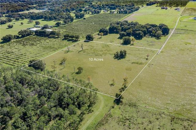 Frazee Hill Lot B, Dade City, FL 33523 (MLS #T2471586) :: Rabell Realty Group