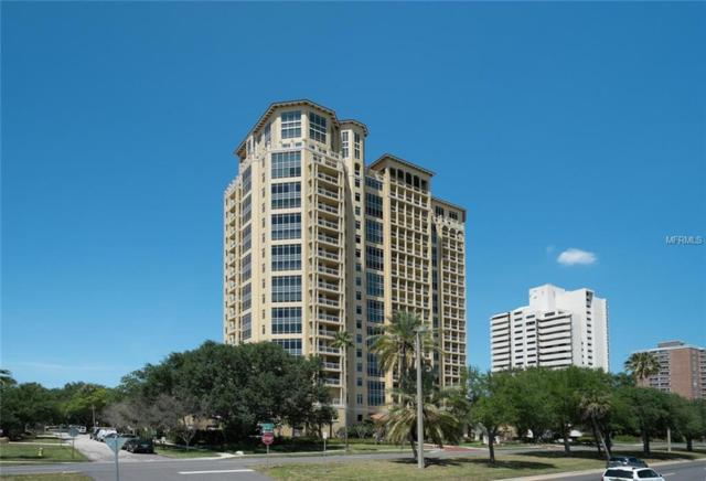 4201 Bayshore Boulevard #601, Tampa, FL 33611 (MLS #T2917159) :: The Duncan Duo Team