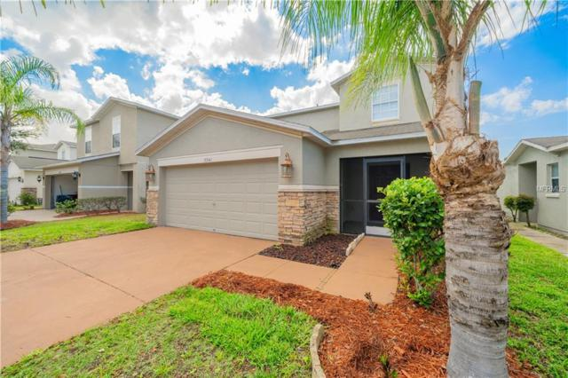 7741 Carriage Pointe Drive, Gibsonton, FL 33534 (MLS #T3135186) :: The Duncan Duo Team