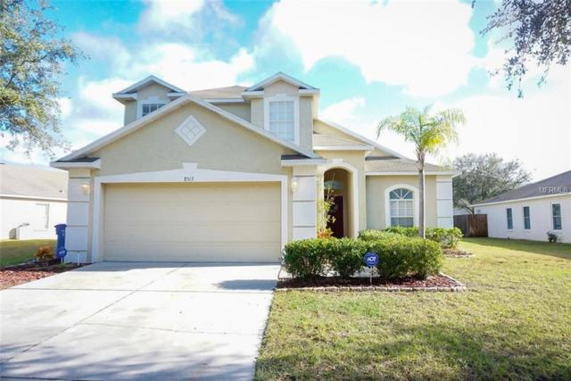 8517 Carriage Pointe Drive, Gibsonton, FL 33534 (MLS #T3152589) :: The Duncan Duo Team