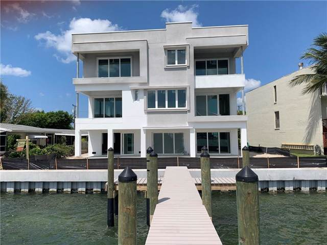 255 110TH Avenue, Treasure Island, FL 33706 (MLS #T3176129) :: Griffin Group
