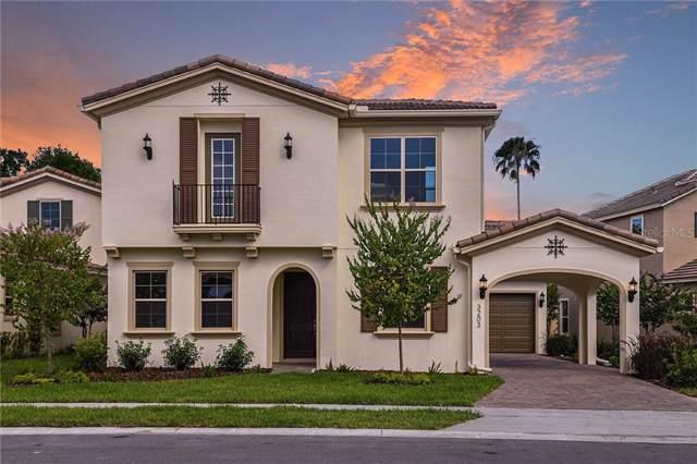 3203 Players View Circle, Longwood, FL 32779 (MLS #T3179037) :: Team Bohannon Keller Williams, Tampa Properties