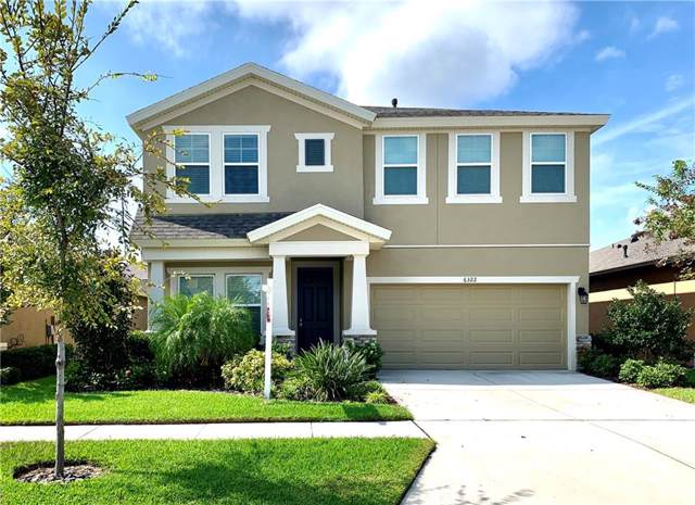 6322 Voyagers Place, Apollo Beach, FL 33572 (MLS #T3204112) :: Rabell Realty Group