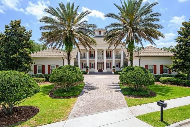 10379 Woodward Winds Drive, Orlando, FL 32827 (MLS #T3285358) :: The Light Team