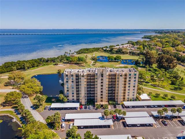 2620 Cove Cay Drive #404, Clearwater, FL 33760 (MLS #T3293269) :: Gate Arty & the Group - Keller Williams Realty Smart