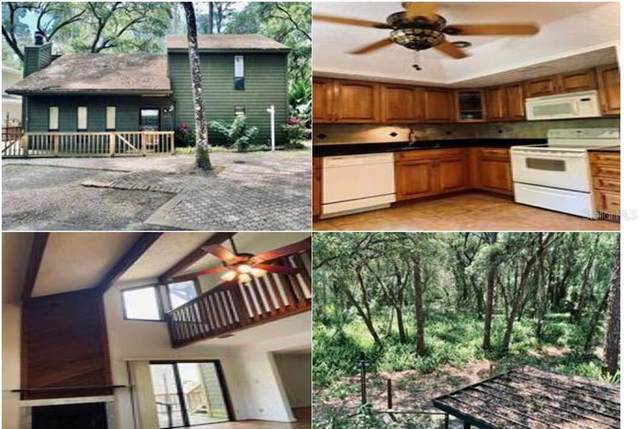 2613 Fiddlestick Circle #2613, Lutz, FL 33559 (MLS #T3303049) :: Tuscawilla Realty, Inc