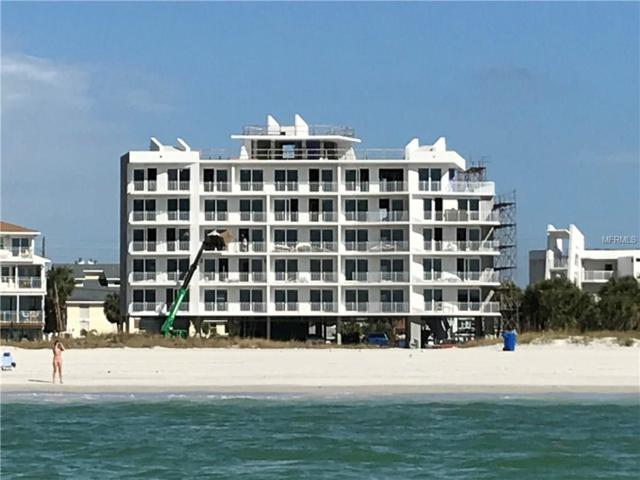 10116 Gulf Boulevard #202, Treasure Island, FL 33706 (MLS #U7783564) :: Lovitch Realty Group, LLC