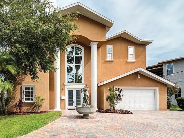 44 Sunset Bay Drive, Belleair, FL 33756 (MLS #U7836014) :: Charles Rutenberg Realty