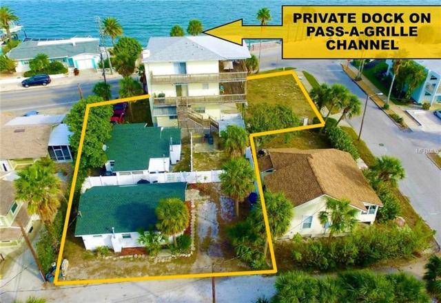 1202 Pass A Grille Way, St Pete Beach, FL 33706 (MLS #U7842293) :: The Duncan Duo Team