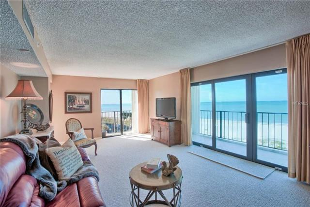 1480 Gulf Boulevard #303, Clearwater Beach, FL 33767 (MLS #U7846297) :: The Duncan Duo Team
