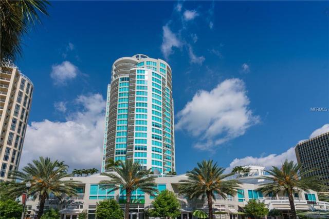 180 Beach Drive NE #502, St Petersburg, FL 33701 (MLS #U8002792) :: The Duncan Duo Team