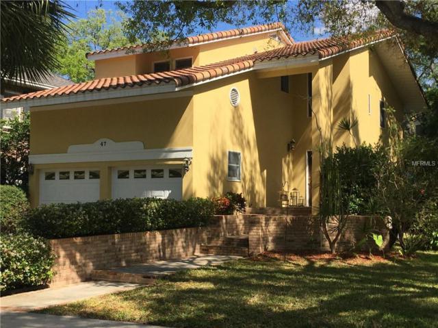 47 Aegean Avenue, Tampa, FL 33606 (MLS #U8010109) :: G World Properties