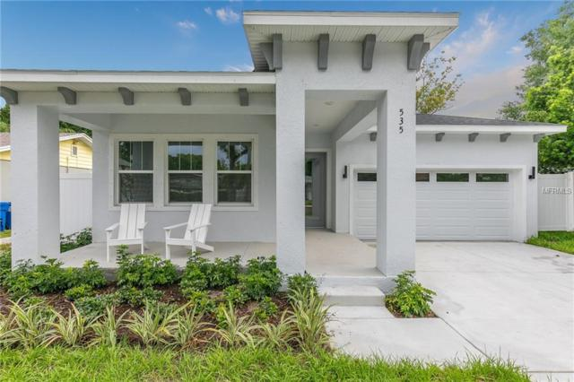 535 12TH Avenue N, St Petersburg, FL 33701 (MLS #U8015384) :: Premium Properties Real Estate Services