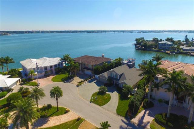 140 Aleta Drive, Belleair Beach, FL 33786 (MLS #U8021971) :: Jeff Borham & Associates at Keller Williams Realty