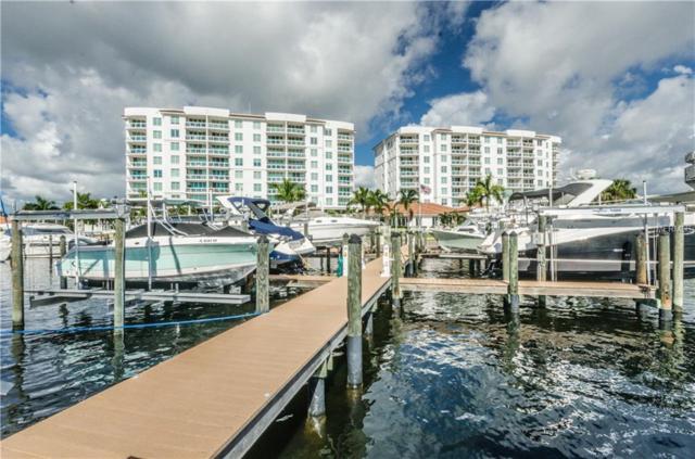 1325 Snell Isle Boulevard NE #503, St Petersburg, FL 33704 (MLS #U8026107) :: Advanta Realty