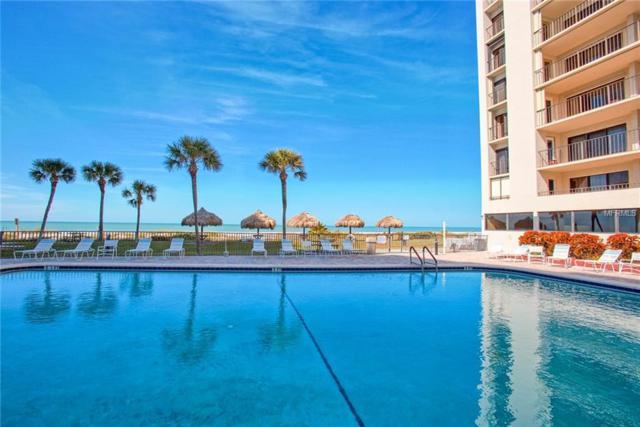 1480 Gulf Boulevard #606, Clearwater Beach, FL 33767 (MLS #U8032162) :: Burwell Real Estate
