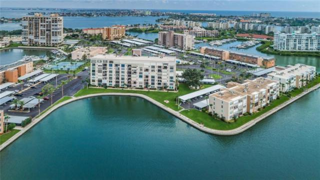 7700 Sun Island Drive S #606, South Pasadena, FL 33707 (MLS #U8034773) :: Mark and Joni Coulter | Better Homes and Gardens