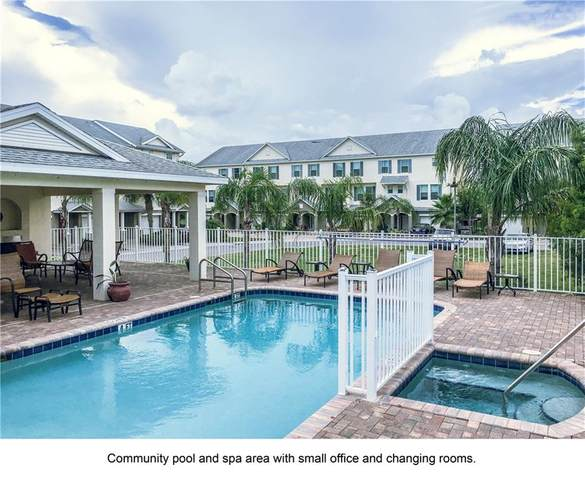 801 Callista Cay Loop #45, Tarpon Springs, FL 34689 (MLS #U8047538) :: The Duncan Duo Team