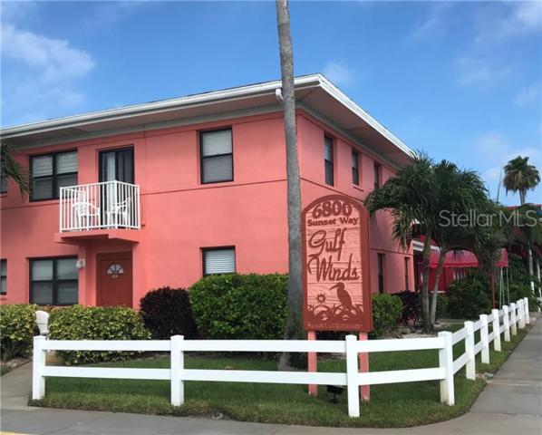 6900 Sunset Way S #604, St Pete Beach, FL 33706 (MLS #U8047785) :: Lockhart & Walseth Team, Realtors