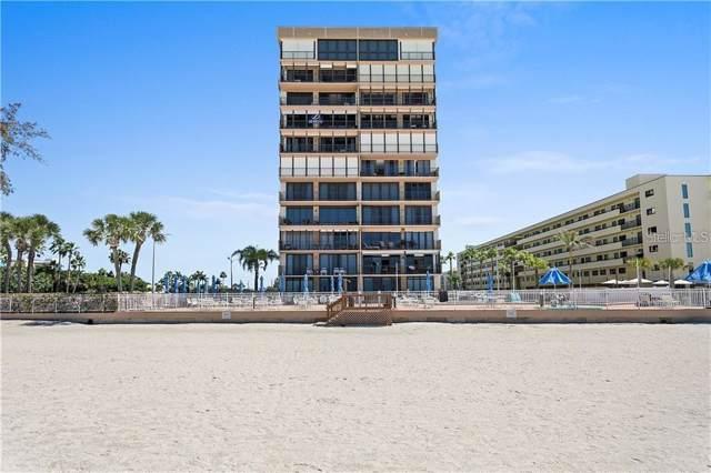 5396 Gulf Boulevard #704, St Pete Beach, FL 33706 (MLS #U8052083) :: Griffin Group